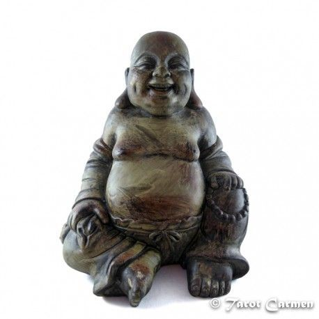 Buda happy piedra