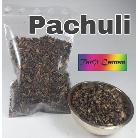 Pachuli . Patchouli natural